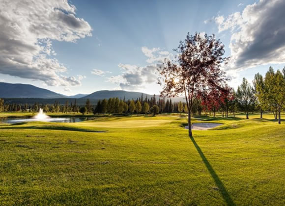 Fairmont Resort - Riverside Golf Course