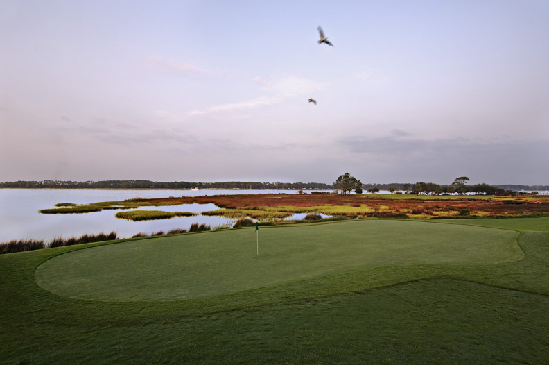 Nicklaus Course at Bay Point