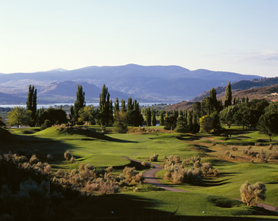 Osoyoos Golf & Country Club - Desert Gold Course