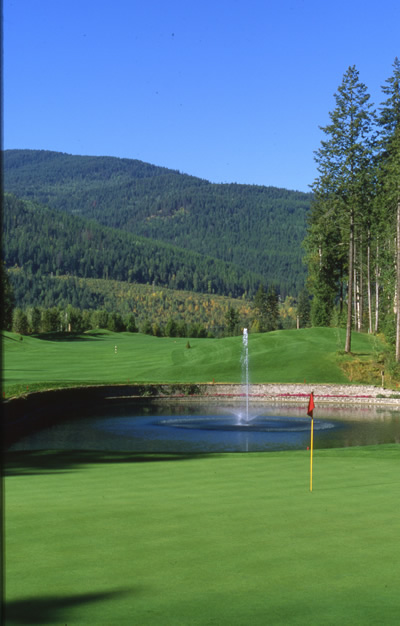 Salmon Arm Golf Club - Championship Course