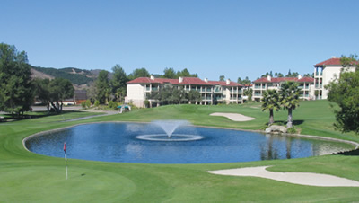 Welk Resort (San Diego) - Fountains