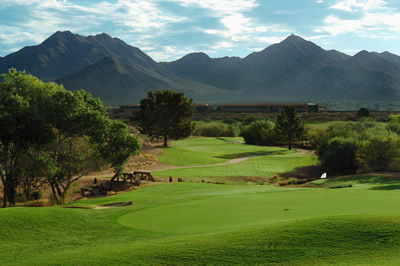 TPC Scottsdale Champions Course Arizona